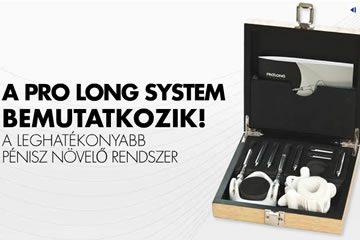 Pro Long System pénisznövelés